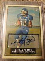 2009 Topps Magic Keenan Burton RC #103 Auto Autograph Kentucky Wildcats