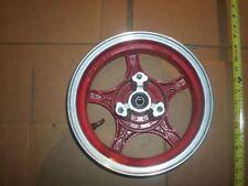 Marshin Chinese ATV Red Front Rim MT 2.5X10