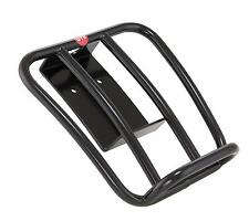 VESPA GTS 125 250 300 REAR LUGGAGE CARRIER - SPRINT RACK BLACK