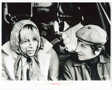 Jean-Luc Godard's Weekend original 8x10 photo Mireille Darc in scarf & coat