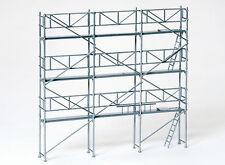 Preiser 17180, Roll- und Fassadengerüst, Bausatz, Spur H0