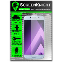 ScreenKnight Samsung Galaxy A5 (2017) SCREEN PROTECTOR - Military shield