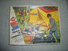 """BIG JIM """"TIENDA DE CAMPING"""" CONGOST AÑOS 70"""