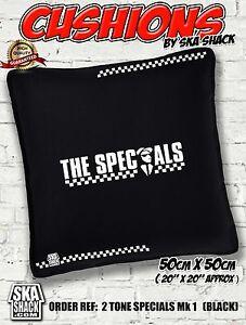 The Specials Cushion. 20'' x 20''. Ideal gift. Ska 2Tone Cushion. EXCLUSIVE.