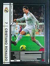 2011-12 Panini WCCF Cristiano Ronaldo card # 319 Real Madrid