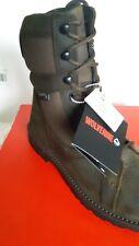 Nwt Wolverine Blackhorn Fx Brown Leather Waterproof Plus Work Boot Mens 10 M