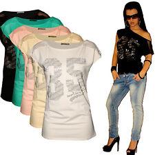 Shirt, T-shirt, , Tops, Trikot, Shirts, mit Nummer, mit Zahlen, S-XL/36-42