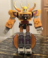 """Transformers Armada Supreme UNICRON Figure Only 16"""" HASBRO 2003 -PIECES MISSING"""