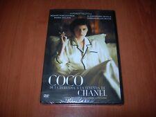 COCO, DE LA REBELDÍA A LA LEYENDA DE CHANEL DVD EDICIÓN ESPAÑOLA PRECINTADO