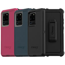 OtterBox for Samsung Galaxy S20 Ultra 5G [Defender Series] Case Cover Belt Clip