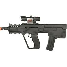 SA80 L85 BULLPUP SPRING AIRSOFT SMG RIFLE GUN w/ LASER SIGHT LIGHT 6mm BB BBs