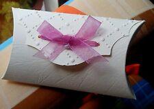 100 scatoline saponett fancy pillow bomboniera segnaposto confettata matrimoni