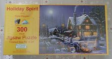 """""""Holiday Spirit""""  300-Piece Jigsaw Puzzle by Sunsout Inc. - BRAND NEW"""