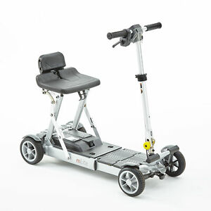 Motion Healthcare mLite  Folding Electric Mobility Scooter –  Only 17.8 kg