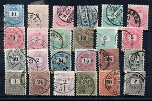 OLD stamps of Hungary KRAJCAROS   used collection