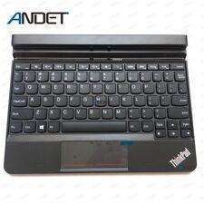 New Original Lenovo ThinkPad 10 Ultrabook Keyboard US External Dock 4X30E68103