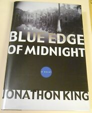 """Jonathan King """"The Blue Edge of Midnight""""  1st/1st F/F  Signed"""