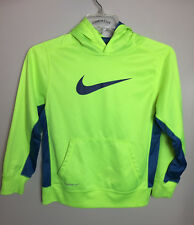 Nike Therma-Fit Boys Hoodie Sweatshirt Size L
