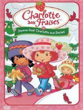 Joyeux Christmas strawberry shortcake DVD NEW BLISTER PACK