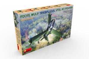 Miniart 40009 - Focke Wulf Triebflugel VTOL Jet Fighter  1/48