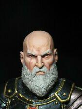 HEAD ONLY Mythic Legion Four Horsemen Custom Painted Mage head