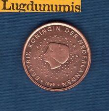 Pays Bas 1999 - 5 centimes d'Euro - Pièce neuve de rouleau - Netherlands