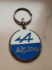 Porte-clés émaillé Alpine A310, A110, GT, V6 Turbo, A610, GTA, A106, Renault
