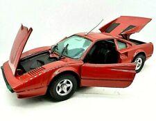 Miniature voiture Ferrari 308 Gtb Polistil Politoys auto 1:25 1:24 Modèle Rare