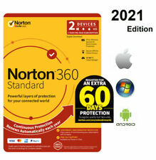 Norton 360 Standard Antivirus