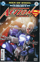 ACTION COMICS #968  DC Comics REBIRTH SUPERMAN COVER A 1ST PRINT