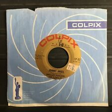 """Shelley Fabares Johnny Angel / Where's It Gonna Get Me 7"""" 45 rpm Colpix VG+"""