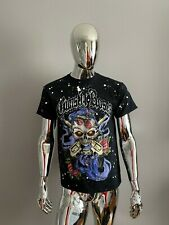 NEW Guns And Roses Tie Dye Graphic T Size XL