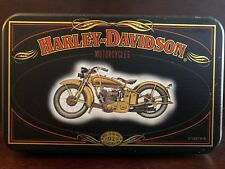 Harley Davison Limited Edition - Two Deck Playing Cards And Collectible Tin