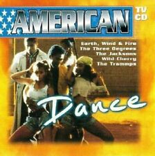 American Dance (1996, Columbia) Earth, Wind & Fire, Jacksons, Three Degre.. [CD]