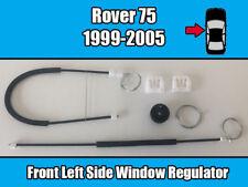 Rover 75 1999-2005 Front Left Window Regulator Repair Replacement Kit