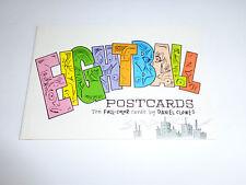 RARE! Eightball Postcards by Daniel Clowes Set Portfolio