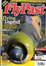 Flypast 2013 July Fw190,P-40 Warhawk,Lockheed U-2