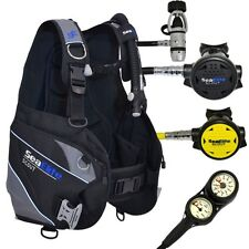 SCUBA GREAT VALUE SEA ELITE SYSTEM PACKAGE LARGE  PKGVALUESYS-LG