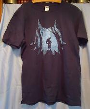 Gamer #7 T-shirt, Nerd Block, Nintendo Zelda Skull Boy, Cotton, Large
