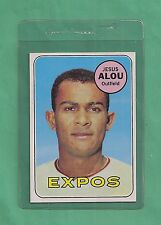 1969 Topps Montreal Expos Jesus Alou # 22 NM-MT Low Pop !!!!