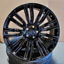 22 22x95 Dynamic Wheels Fit Land Rover Range Rover Hse Sport Supercharge