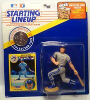 1991  KELLY GRUBER - Starting Lineup - SLU - Sports Figure - TORONTO BLUE JAYS
