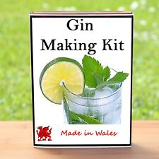 Gin Making Kit - Make Your Own Gin - Unusual Birthday or Christmas Foodie Gift