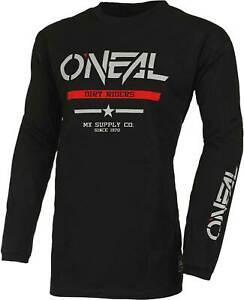 O'Neal Element Cotton Jersey - MX Motocross Dirt Bike Off-Road ATV MTB Mens Gear