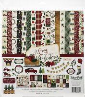 """Echo Park Paper Echo Park Collection Kit 12""""X12""""-A Cozy Christmas"""