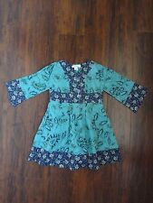 RARE OLD NAVY GIRL'S DRESS FLORAL KIMONO DRESS SIZE  SOLD OUT!  HOT!
