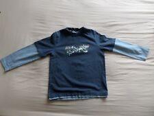 Jasper J Conran Boys Long Sleeve Baseball T-shirt Size 5-6 Years