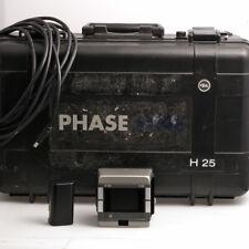 Phaseone Phase One p25 digital back para Hasselblad H-System 294.144 desencadenadores