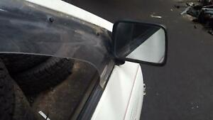 Nissan Navara Right Front Door Manual Mirror, 01/1986-05/1992