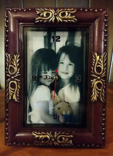 Personalised Photo Clocks watch gift birthday present party christmas novelty